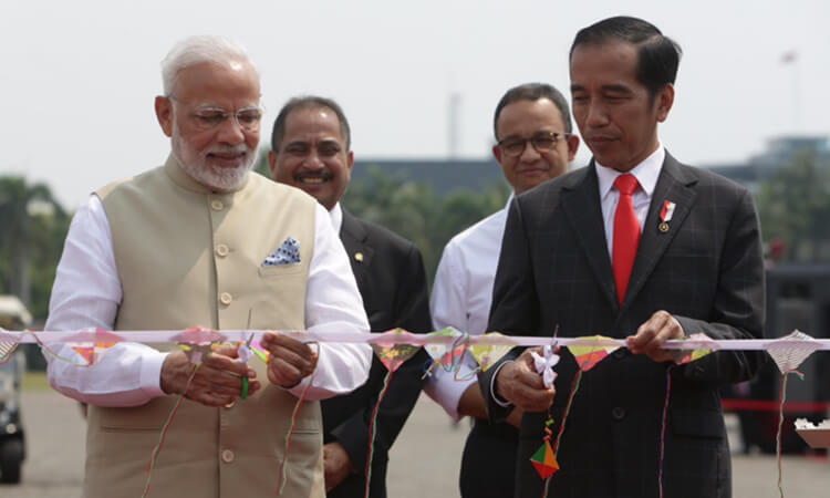 India applies free e-visa for Indonesians