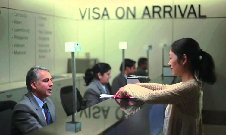 Announcement of new Indian e-Visa Fee of Country/Territory Wise