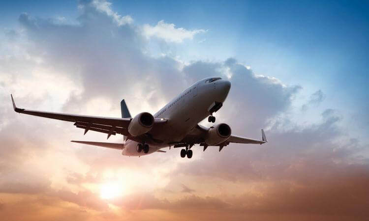 Domestic flights booking service