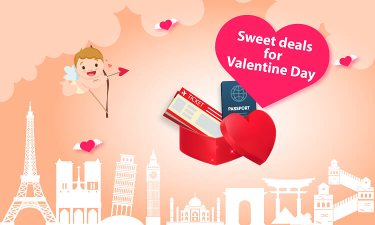 Sweet Promotion for Valentine's Day only