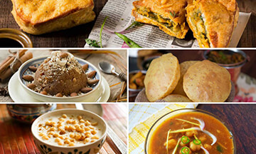 The mouthwatering foods to eat in India-Part 1