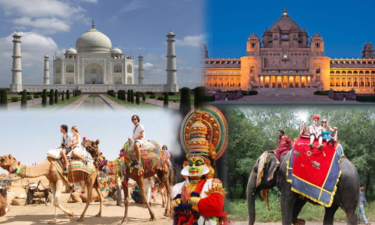 Where to go in India