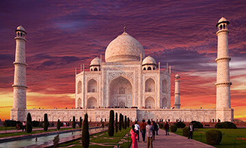 Top 10 tourist attractions in India